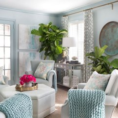 Decorating Ideas In Living Room Armless Chair Slipcovers For The With Plants