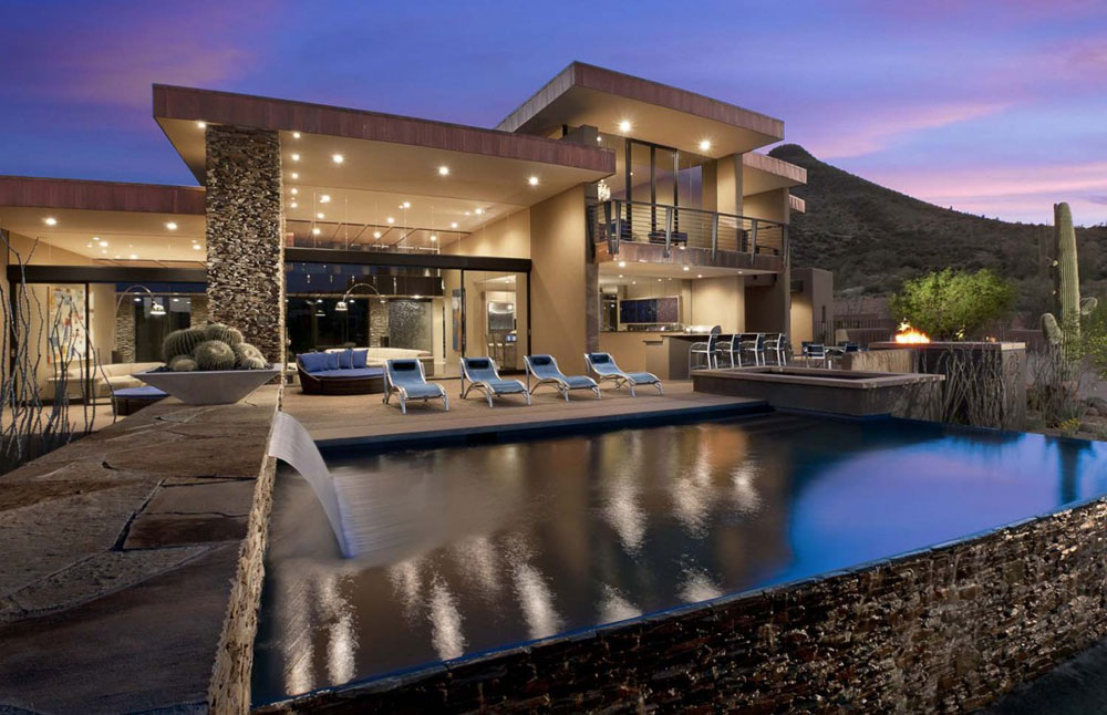 Modern House Exterior Design Styles And Ideas