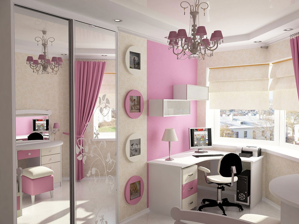 study room design ideas for kids and