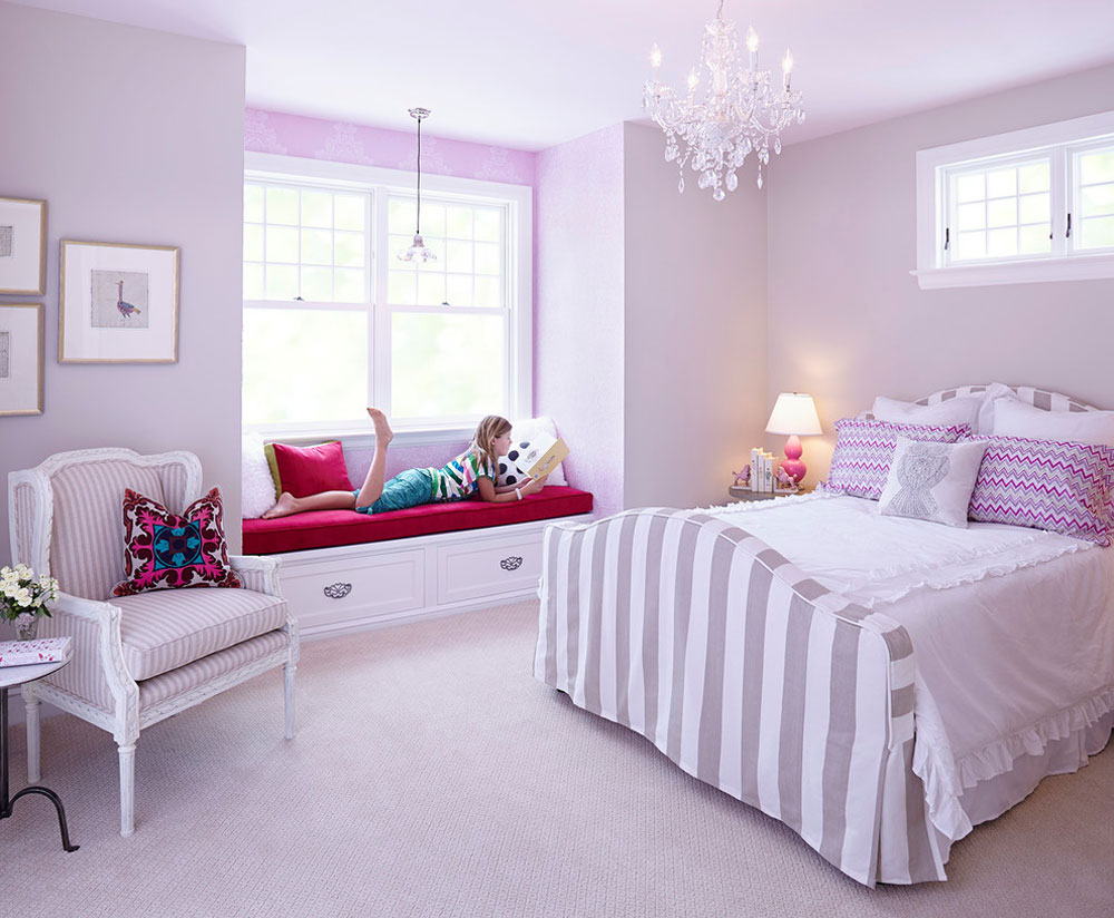 Bedroom Interior Design Tips For Young Girls Part 34
