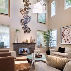 Decorating Ideas Living Room Walls Interior Design For In Nigeria High Ceiling Rooms And Them A With Ceiling12