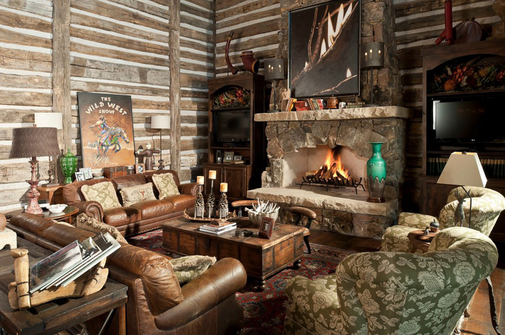 Rustic Decorating Style (2)