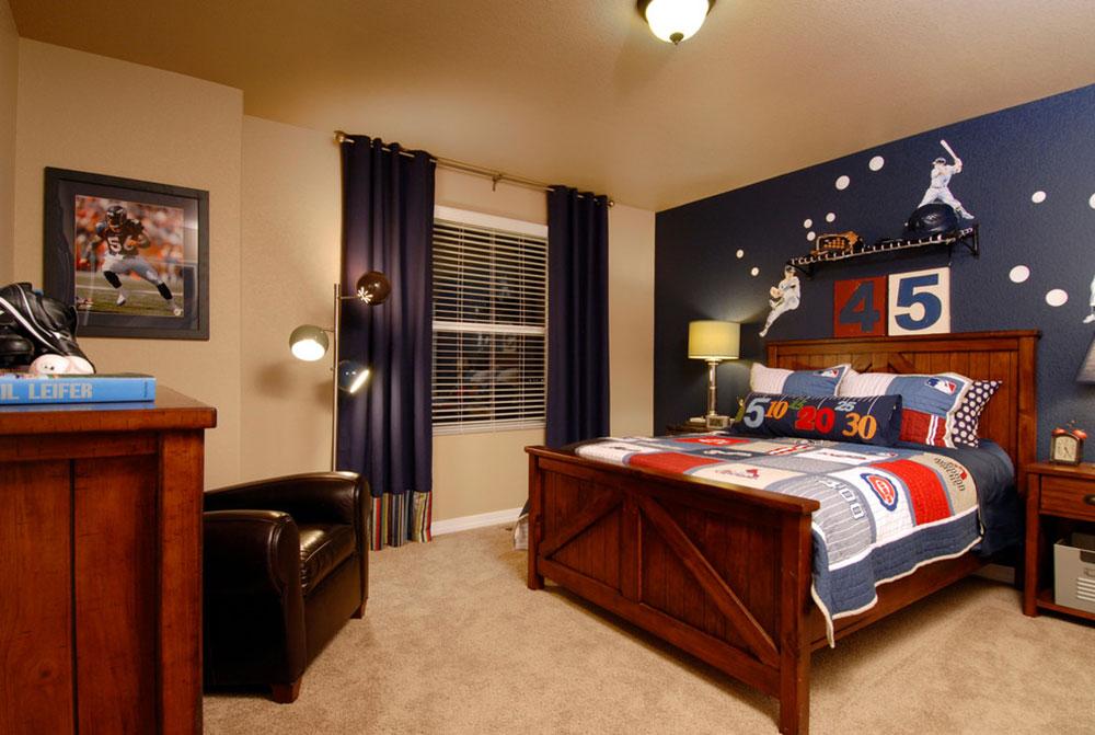 Stunning Accent Wall Color Ideas For Bedroom Purplebirdblog Com