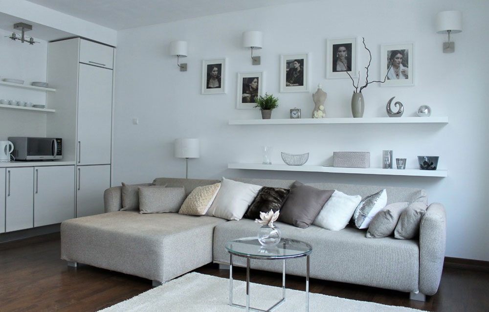 shelves living room best behr colors for floating ideas suitable every home foating each home10