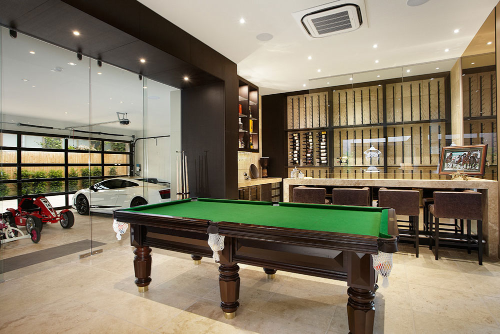 As long as you have a computer, you have access to hundreds of games for free. Fully Equipped Game Room Ideas