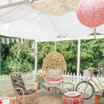 Indoor And Outdoor Cocoon Chairs For More Comfort