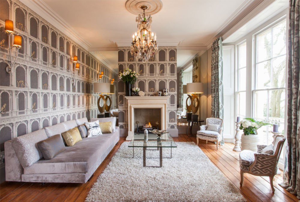 decorate large living room entertainment centers wall units how to a lincolnshire manor house by sophie peckett design