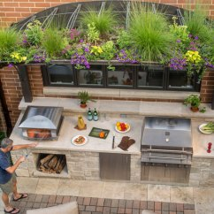 Summer Kitchen Ideas Showcase Design 50 Pictures Chicago Outdoor By Kalamazoo Gourmet