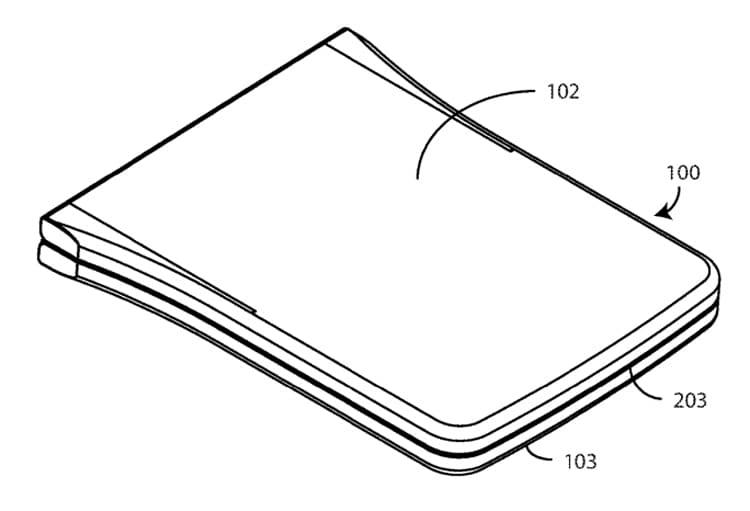 Le nouveau smartphone Motorola razr avec un écran flexible