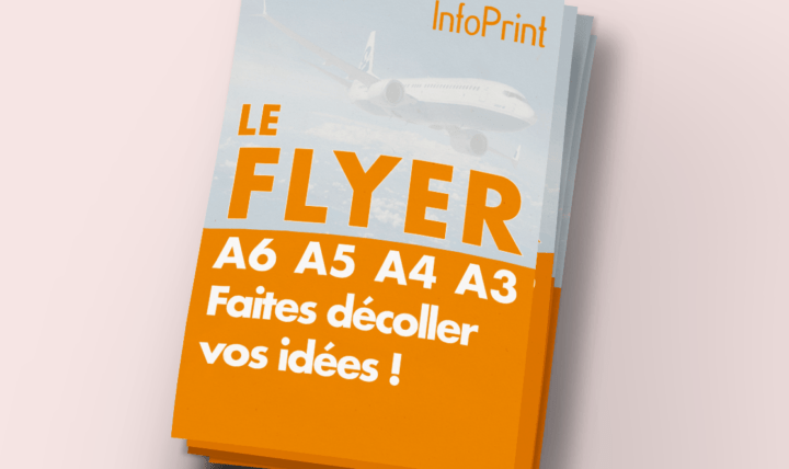 Flyers sans finition à Narbonne