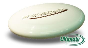 ultimate frisbee disc innova