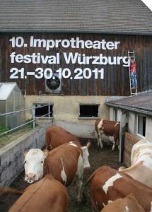 Improtheaterfestival Würzburg 2011