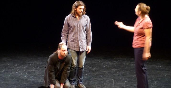 Who are you - Lee White, Menelaos Prokos und Maja Deklava