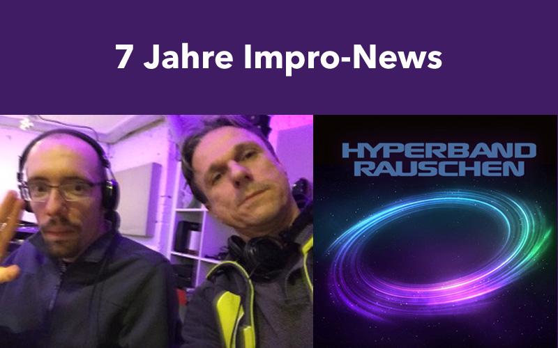 7 Jahre Impro-News