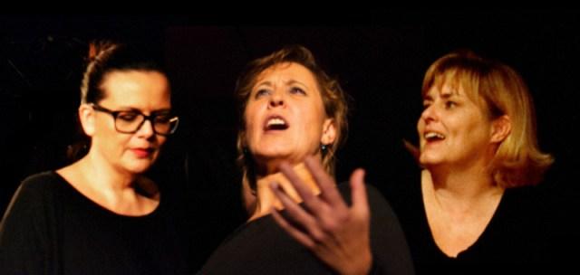 Improneta Gründer: Bea, Beate und Alex