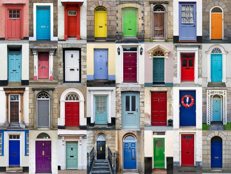 Duizend deuren: de kracht van de ingang
