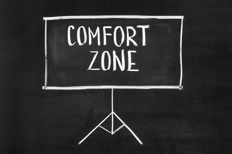 Leve de comfort zone