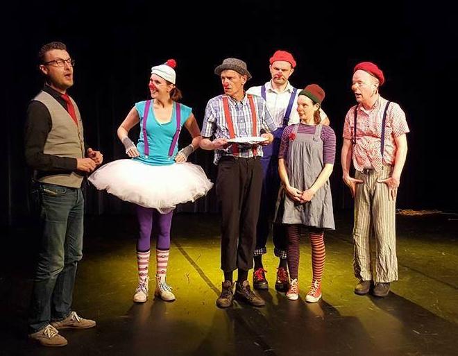 Bata Clowning: een tweede leven in improvisatie