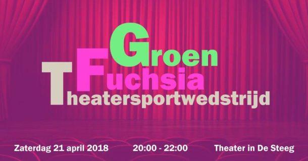 Groen vs Fuchsia
