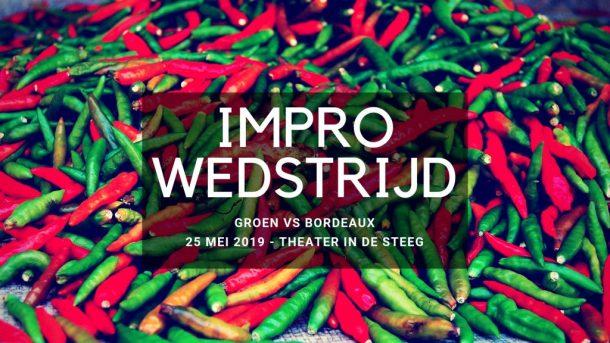 Improfessioneel wedstrijd Groen vs Bordeaux