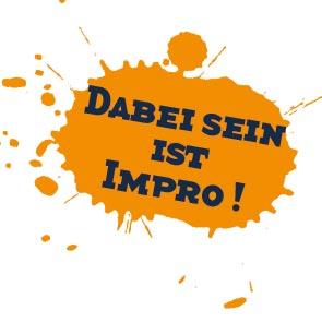 Logo des 3. Potsdamer Improtheater Festivals