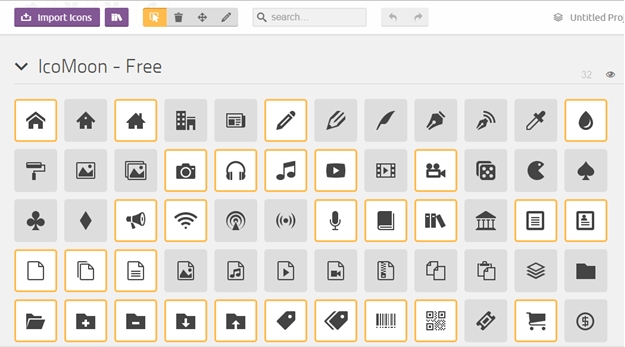 Create Custom Icons in Beaver Builder