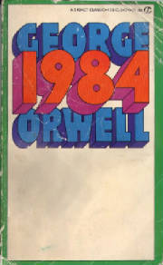 "The Cover of ""1984"""