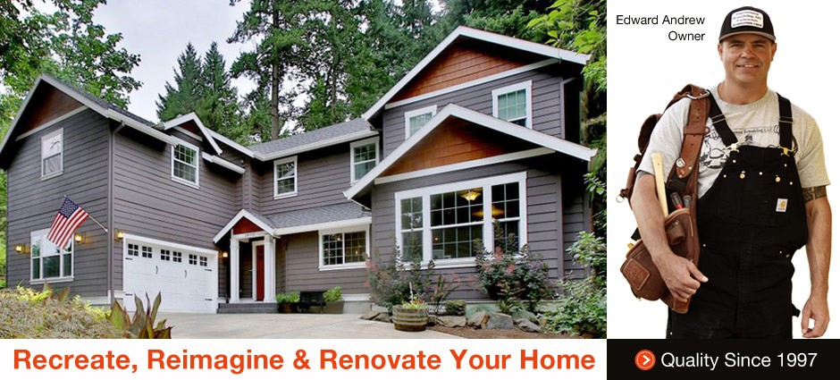 Home Remodeling Contractors Home Builder Portland OR