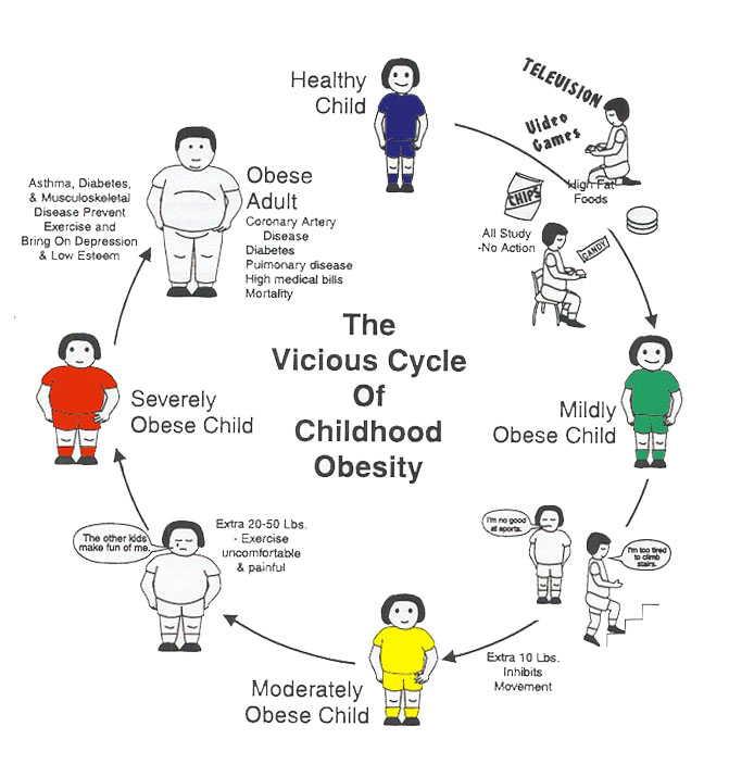 Overcoming Adversity Program for Overweight Kids New