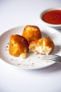 Arancini Italian Rice Balls Recipe
