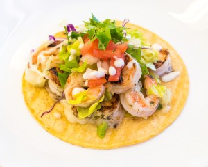 Easy Cilantro Lime Shrimp Tacos Recipe