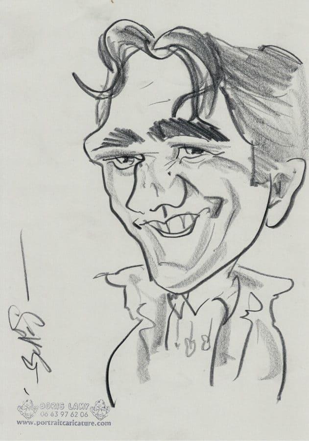 portrait JEAN LOUIS THOUMAZET