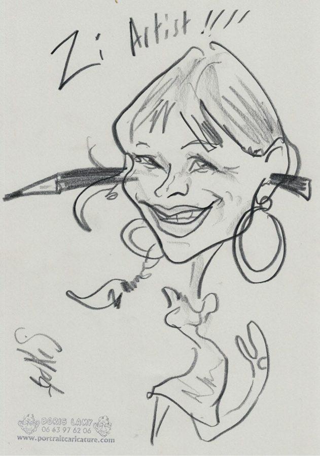 portrait LAURE CHIRAUSSEL