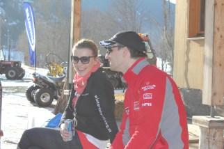 Dajana Eder & Günther Knobloch (Foto MG)