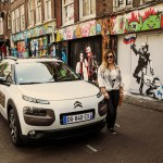 Bump the new Citroen Cactus | Amsterdam