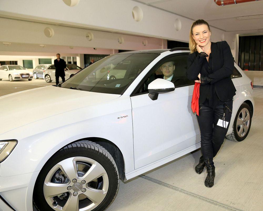 Audi A3 e-tron Probefahreten bei Auto Wichert Audi terminal Eröffnung
