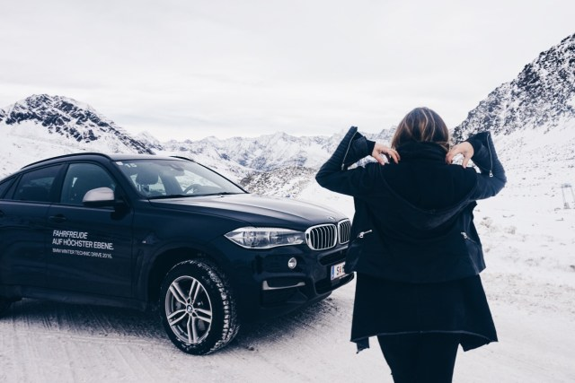 BMW WINTER TECHNIC DRIVE : BMW X6