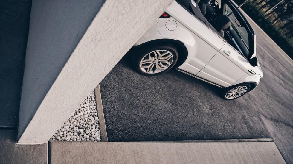 Range Rover Evoque Cabriolet : Mingles