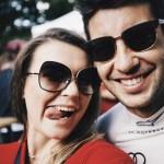 Den Rennfahrer geküsst : Stadtpark Revival mit Audi Tradition