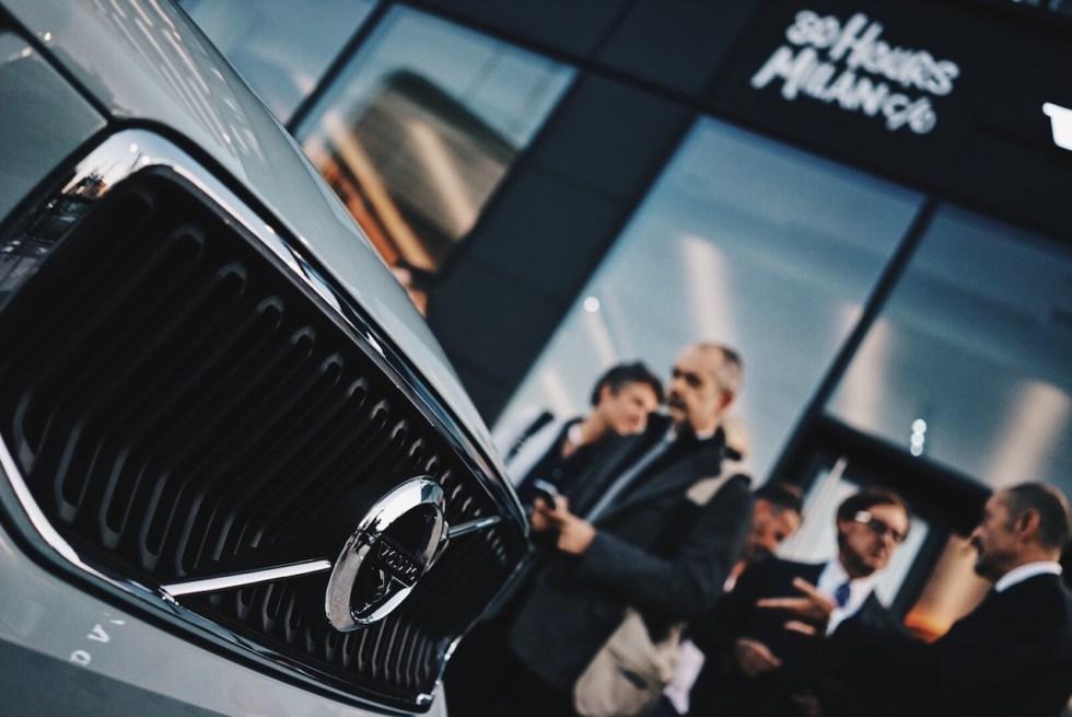 Volvo XC40 Store Milan