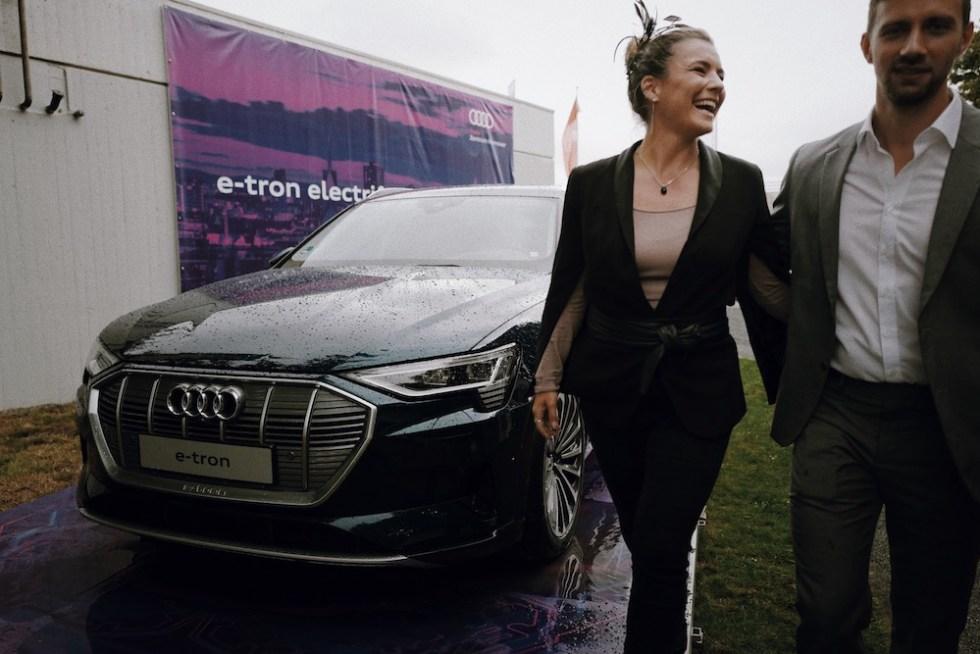 Audi Ascot Renntag : Hannover