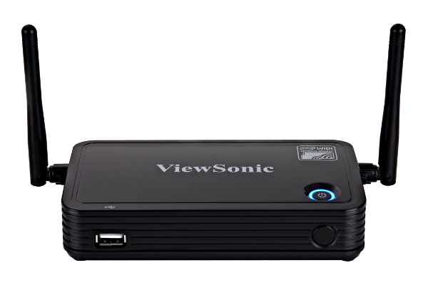 ViewSonic releases palmsized ViewSync WPG370 for secure