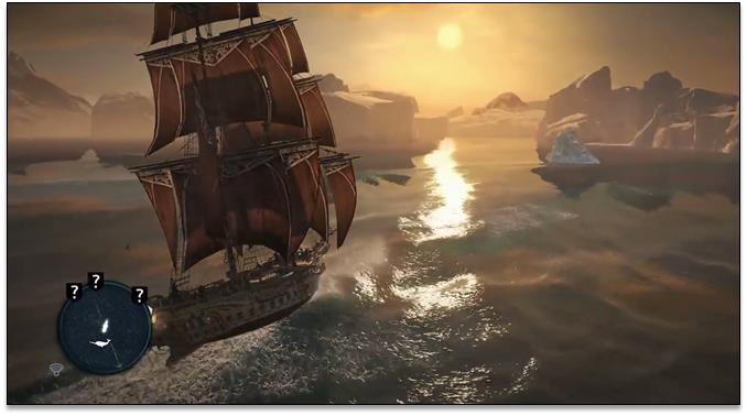 Assassins Creed Rogue Arctic Naval Amp Valley Land