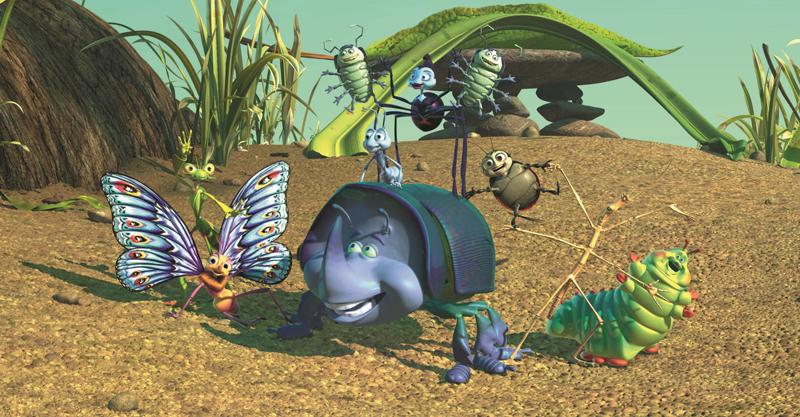 Pixar Film Festival Line Up
