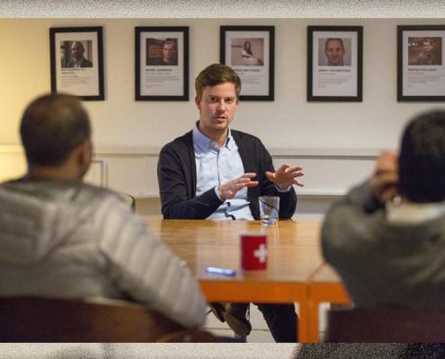 Florian Rutsch - Fellowship Manager, ASHOKA Support Network