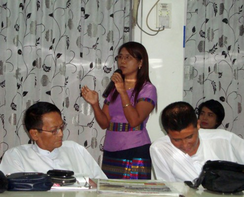 Capacity Building Myanmar Media Phase 1 10-