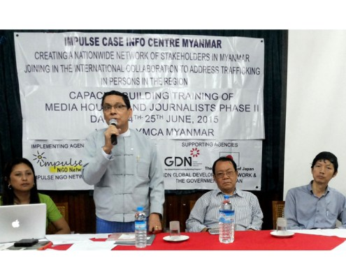 Capacity Building Myanmar Media Phase 2 4