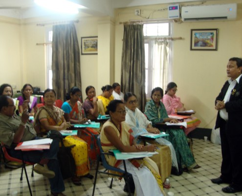 Capacity Building Training For NGO Partners - Phase II, March 2017