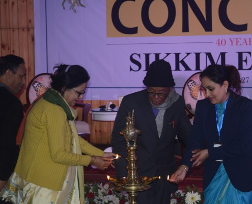 In Conversation with Sikkim Conclave 12
