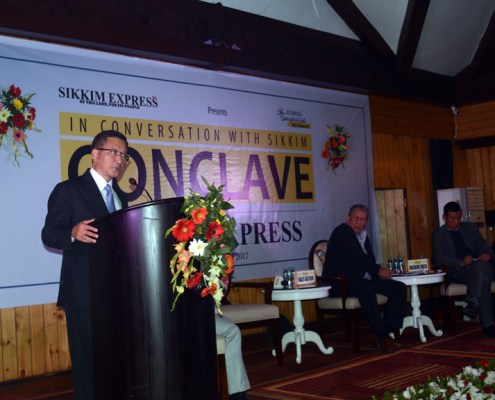 In conversation with Sikkim Conclave 10